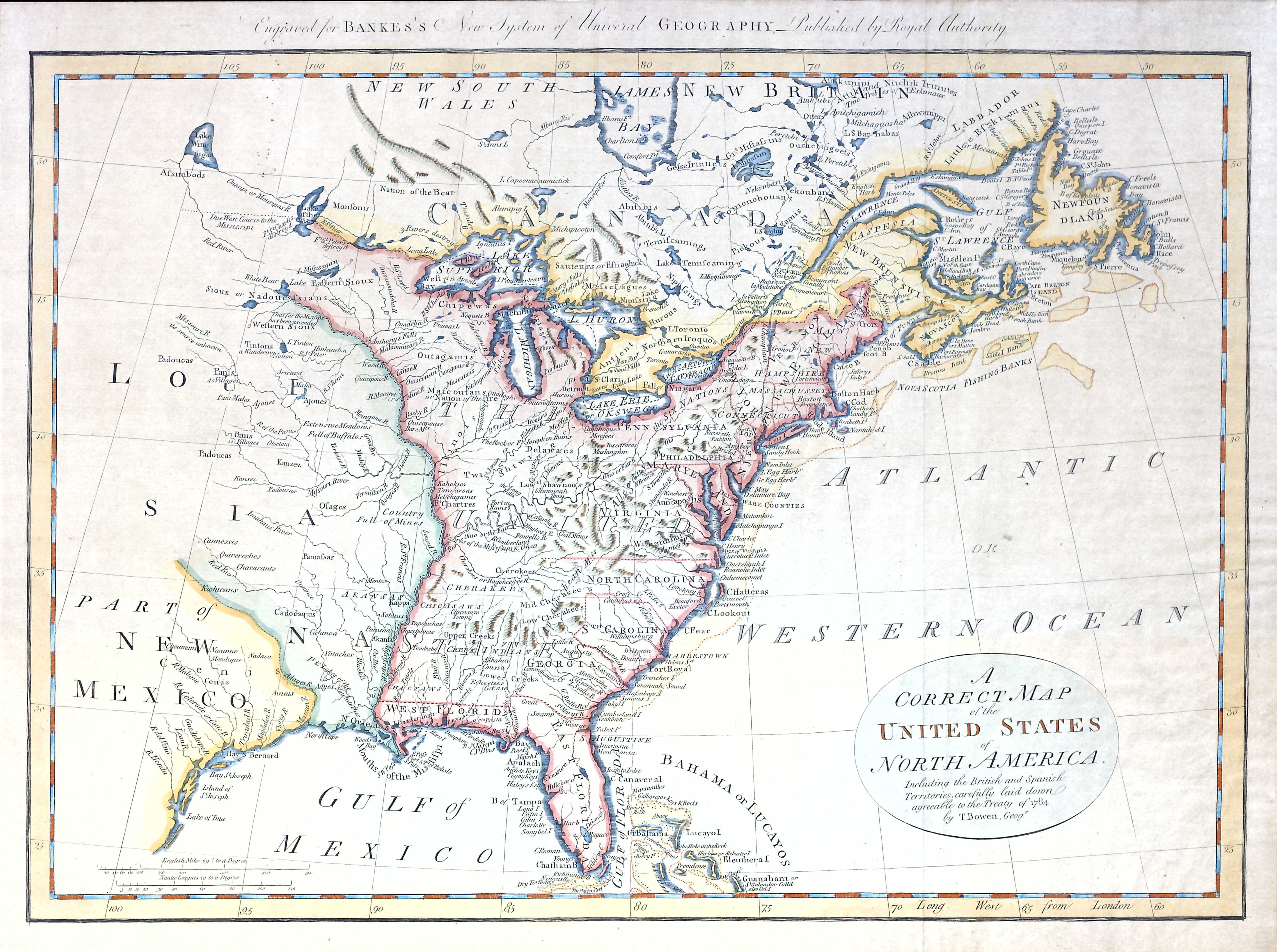 American History Teachers Collaborative Lesson Plan Lewis And - What is ch on a us map